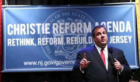 Christie calls current TSA screenings 'too invasive'