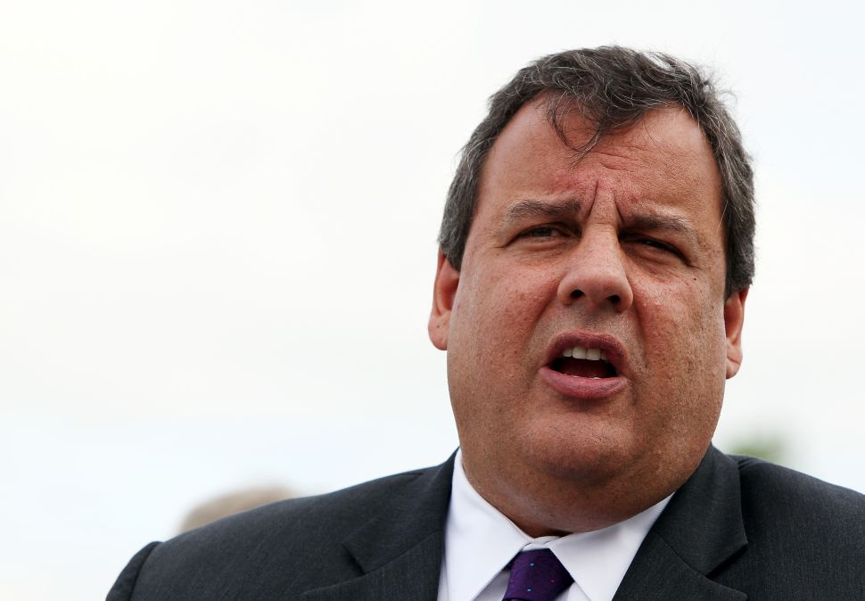 Eagleton: Christie's post Sandy job approval at 67% among registered voters