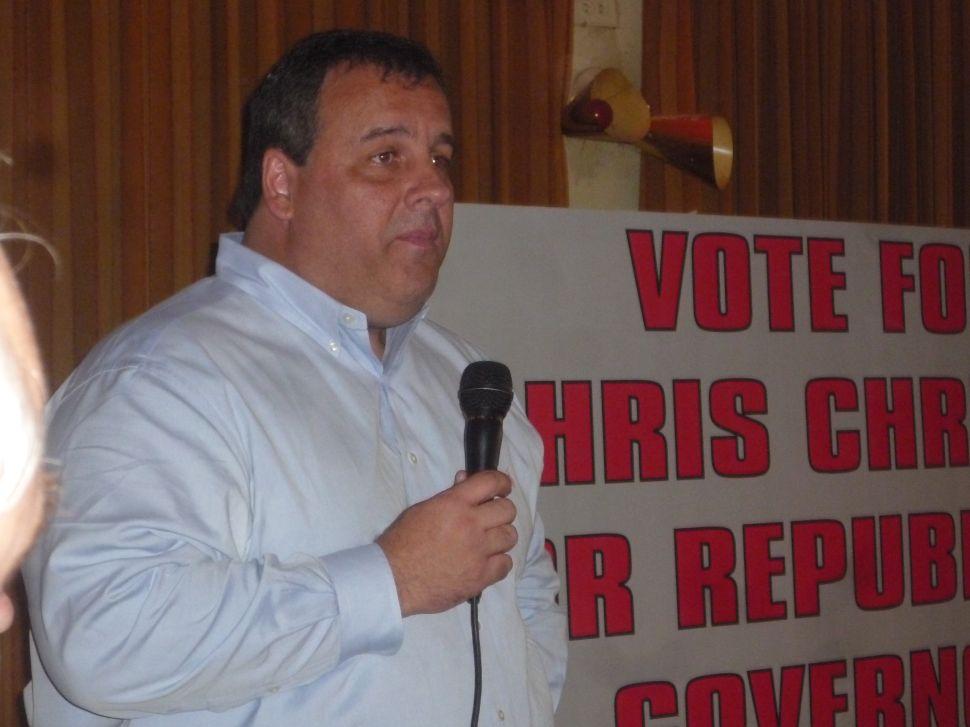 Asbury Park Press endorses Christie