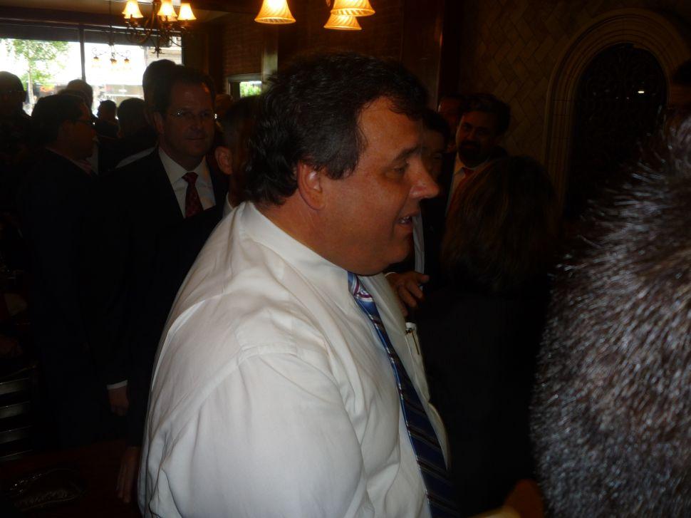 FDU Poll: Christie job approval at 54%
