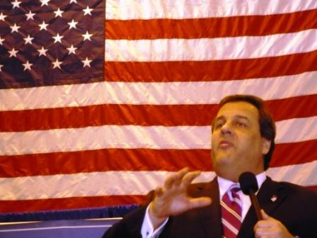 Christie on tunnels, cable bills, batting averages, and Illinois