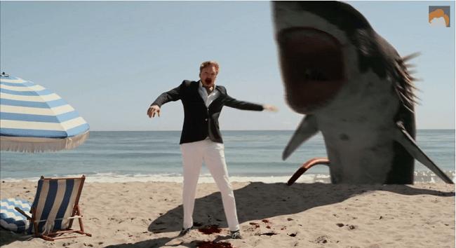 tvRoundup: Conan O'Brien Is Beheaded by a Sharktopus (video)