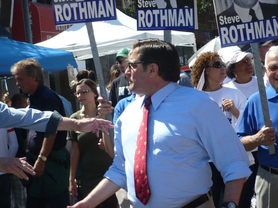 Rothman keeping options open; primary battle could be looming: source