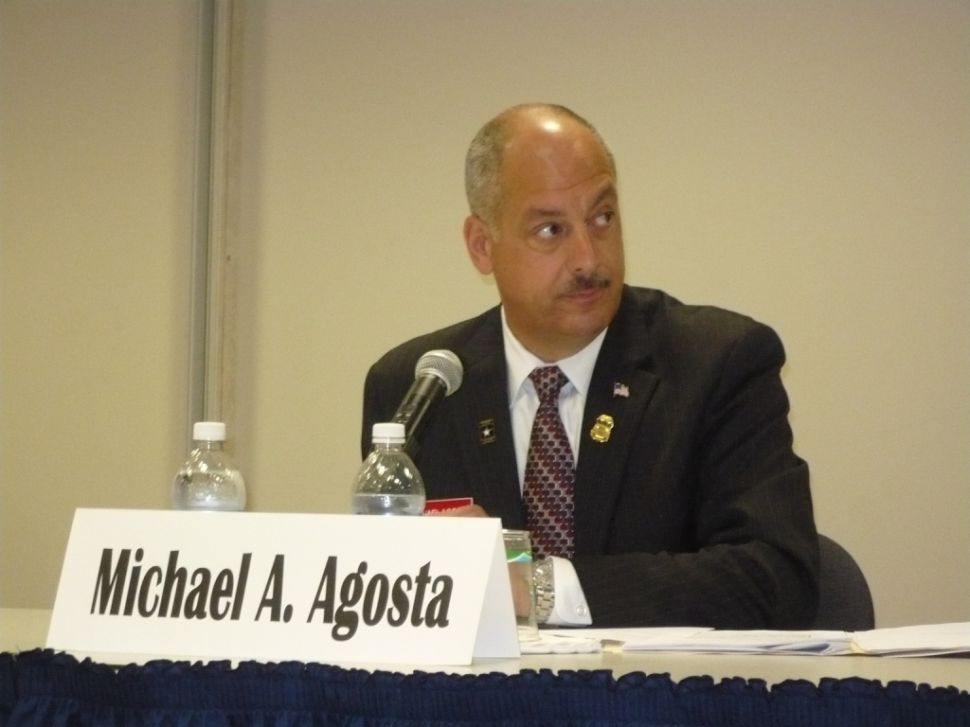 Agosta files to run for senate in LD 38; Aslanian runs for Assembly in LD 37