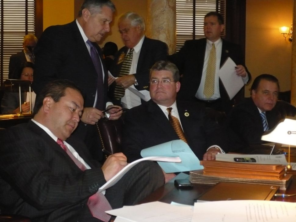 Oroho pension fixes pulled from Senate agenda, to be folded into Sweeney reform