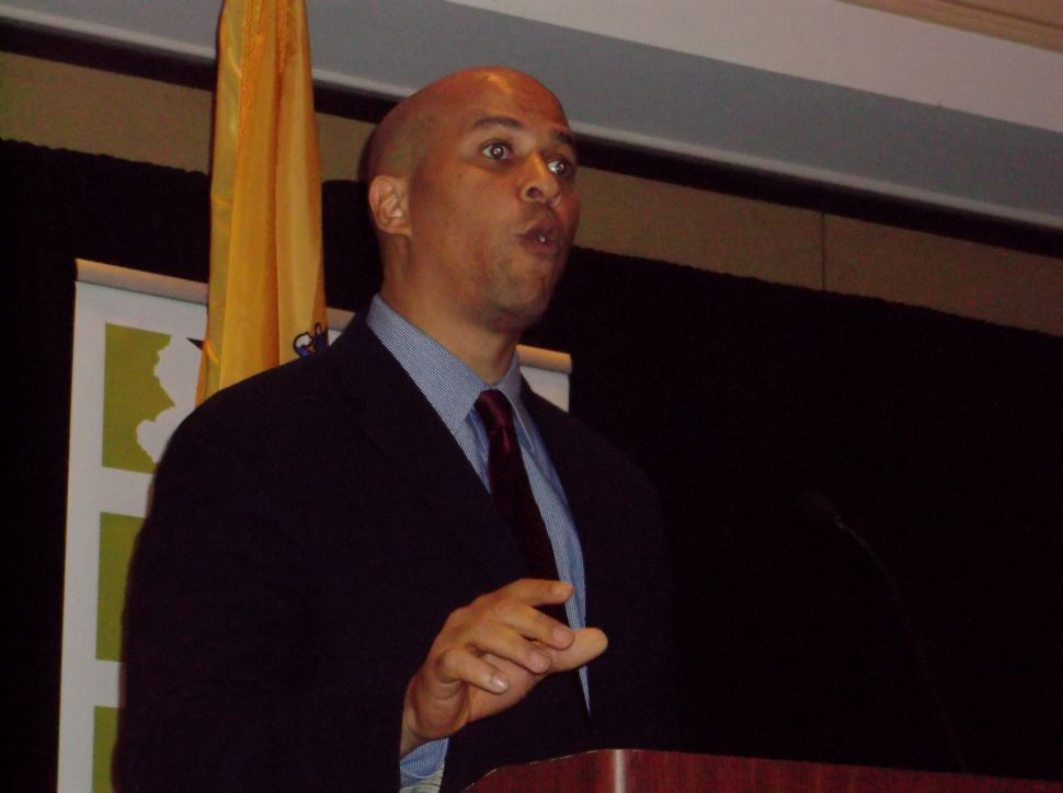 Booker dismisses BuzzFeed story about Twitter stripper
