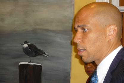 Booker to appear on Meet the Press
