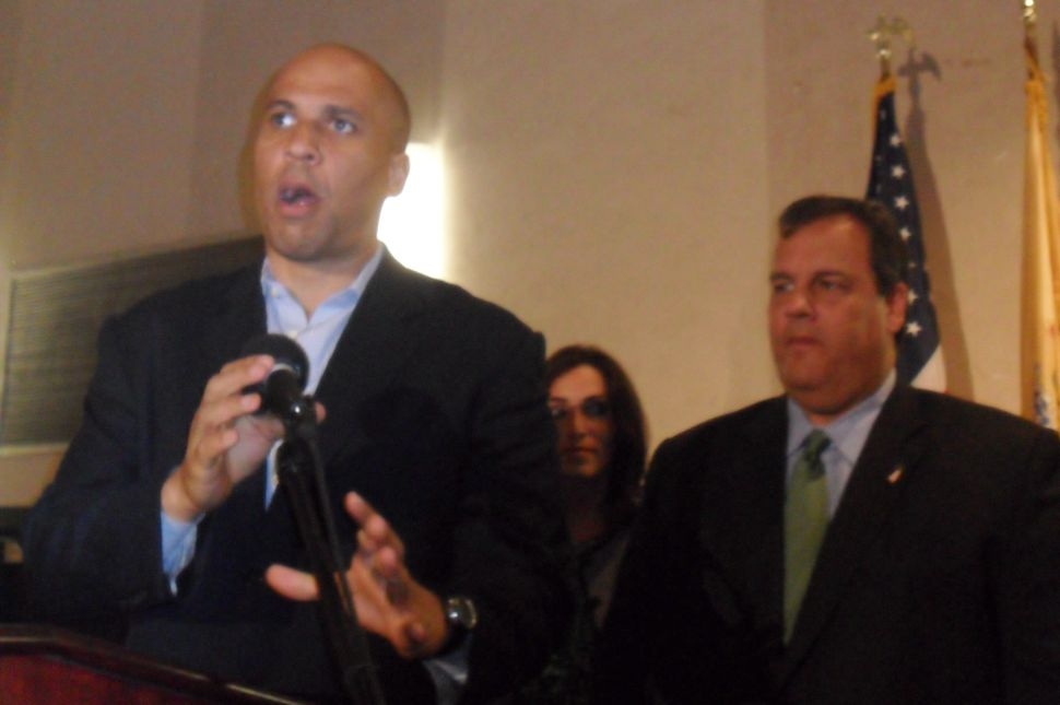 Booker: how money will be spent to depend on community involvement