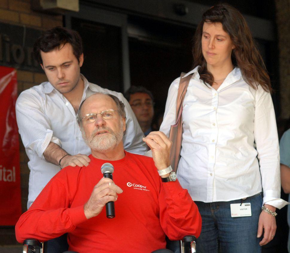 Corzine, 15 miles over the speed limit, returns to Drumthwacket