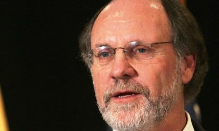 Weinberg upset that Corzine did not veto referendum bill
