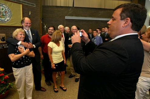 If Christie says no to a photo op, maybe its time to call Hayden or Krovatin?