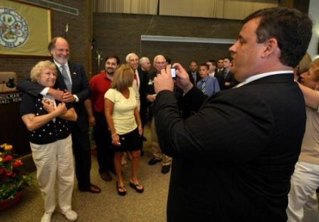 Corzine gets some of his economic stimulus package through the Legislature
