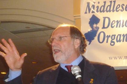 Corzine's Middlesex meltdown