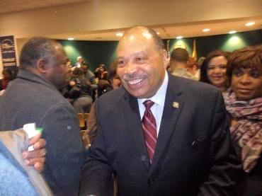 Currie approved as state chairman