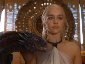 There will be Andy Warhol-inspired murals featuring the Mother of Dragons.