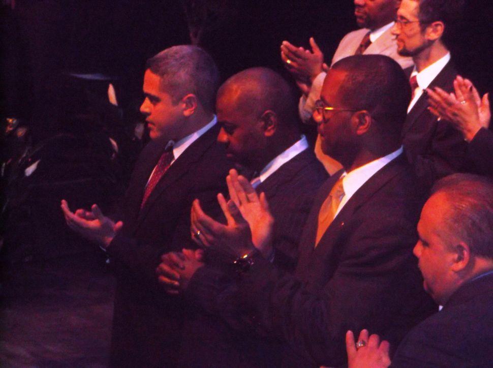 In Newark mayor's race, Baraka and Ramos scrap over statewide Democratic devotion