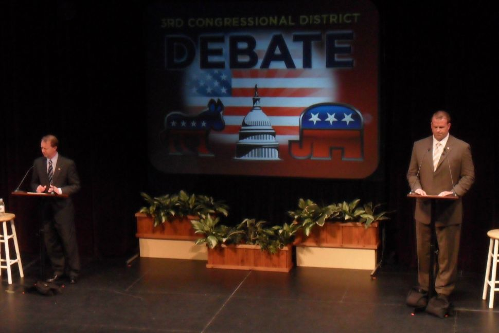 Adler defends stimulus vote and his centrist record in Ocean County debate with Runyan