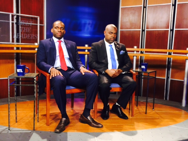 Newark mayor's race: at final debate, verbal knives come out