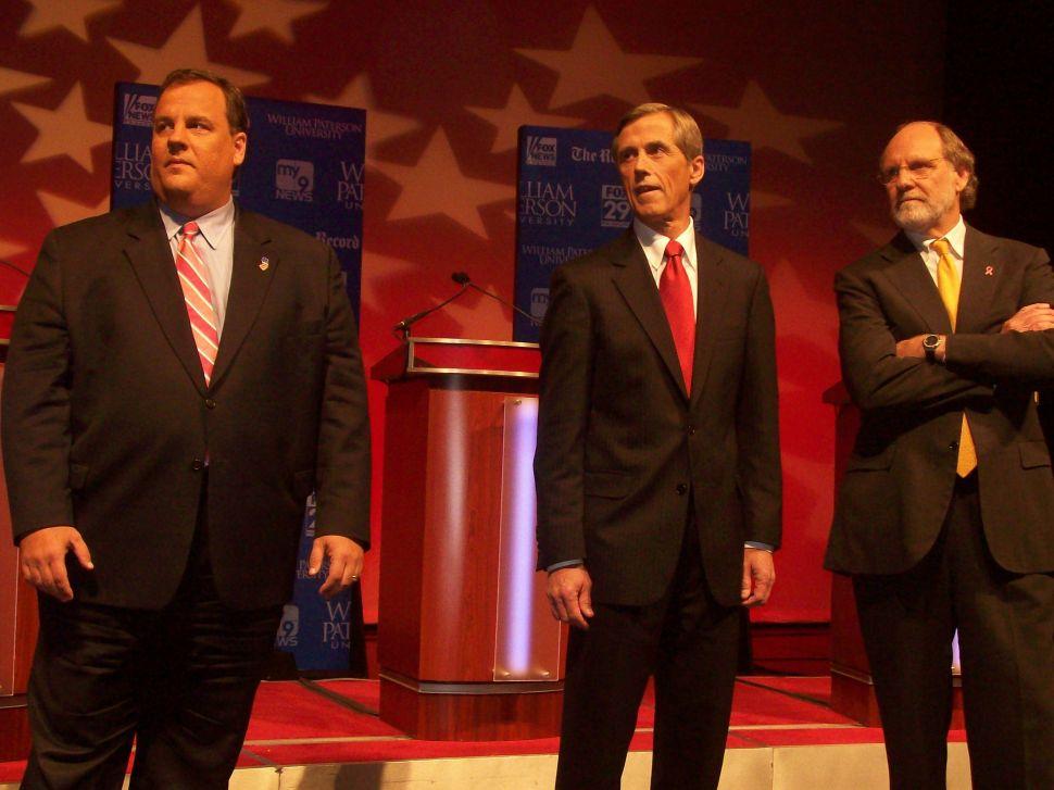 Gubernatorial candidates battle in final TV debate