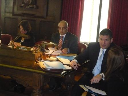 Assembly committee affirms gender violence bill and another stab at sharing municipal courts