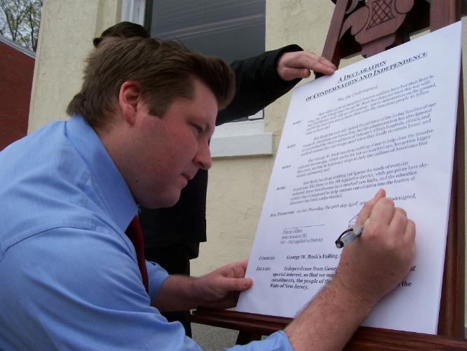 Republicans dismiss Dennison's opening salvo
