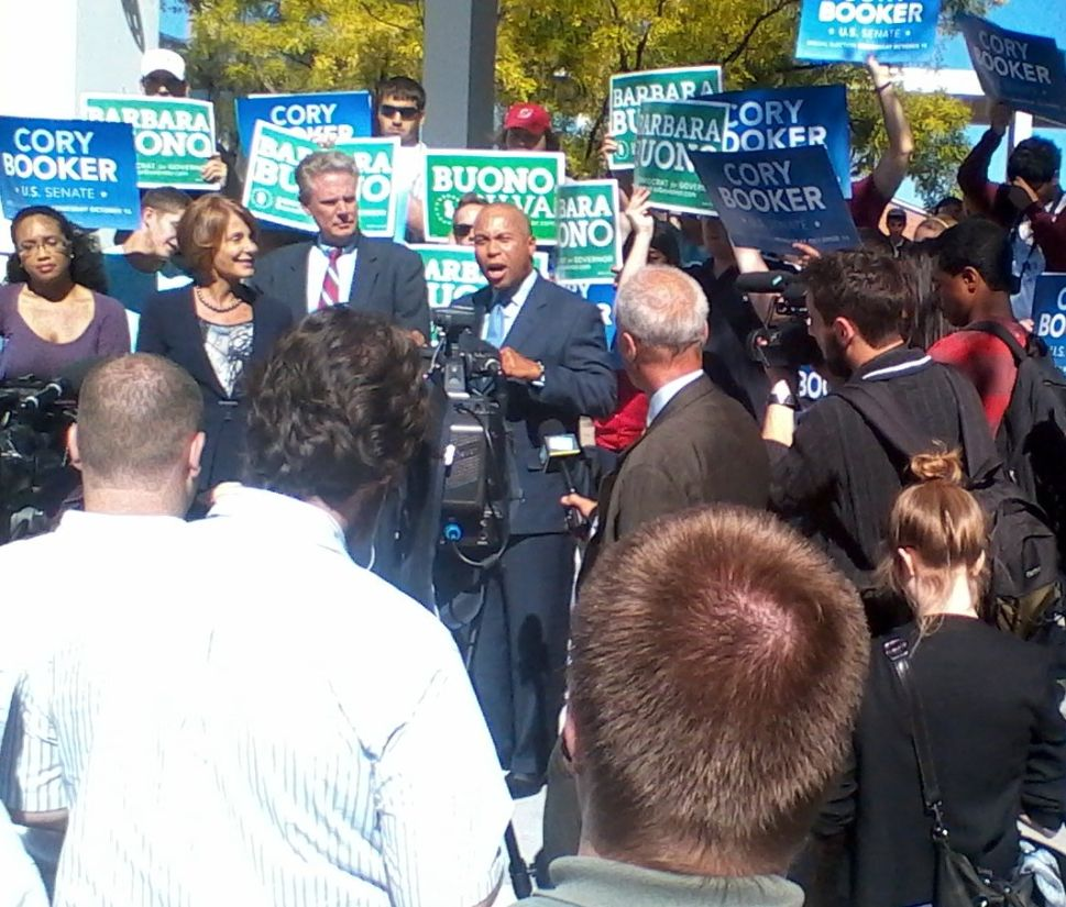 Buono says she doesn't need a lecture from Christie on taxes