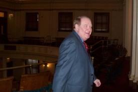 "Codey urges Christie to ""step up"" on gun control"