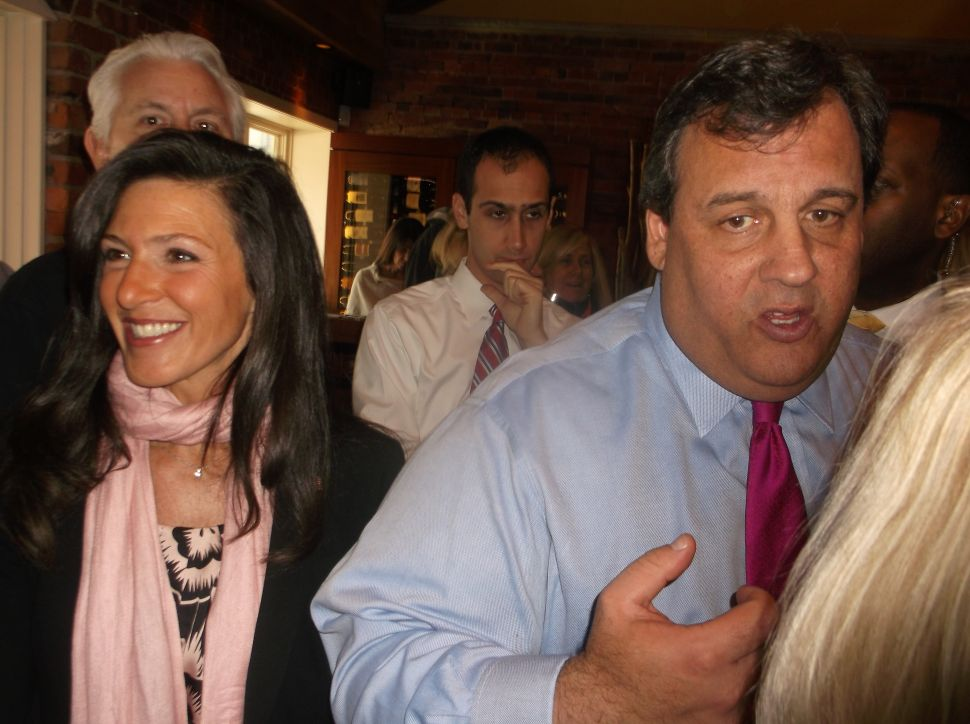 Christie: 'Vin represents the party of yesterday'