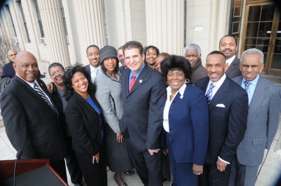 Entire East Orange Council backs DiVincenzo for re-election