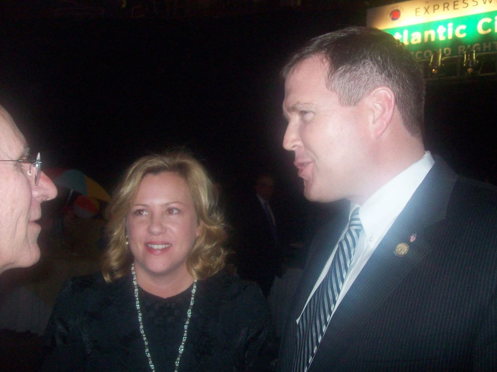 Doherty and McCormac laud Christie for bipartisan moment
