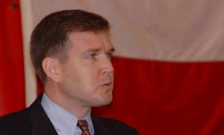 Garrett will co-chair Doherty exploratory panel