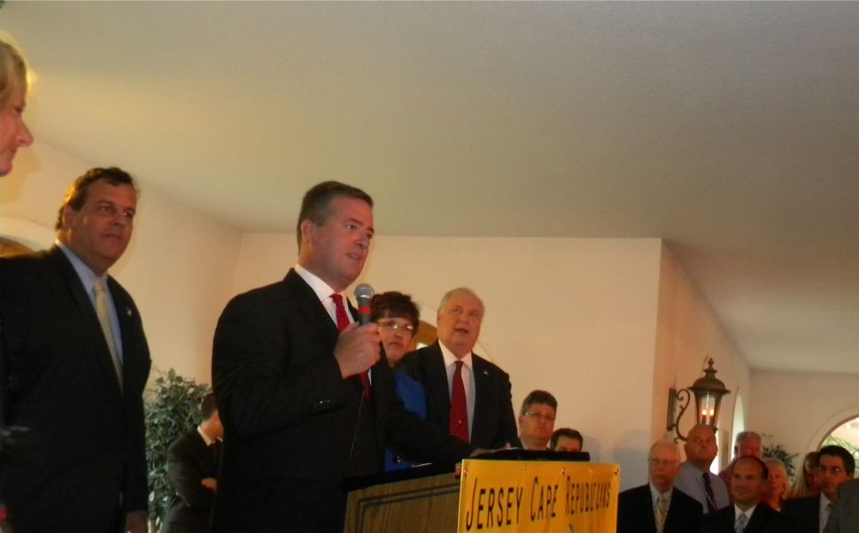Christie helps raise nearly 200k for Cape May GOP