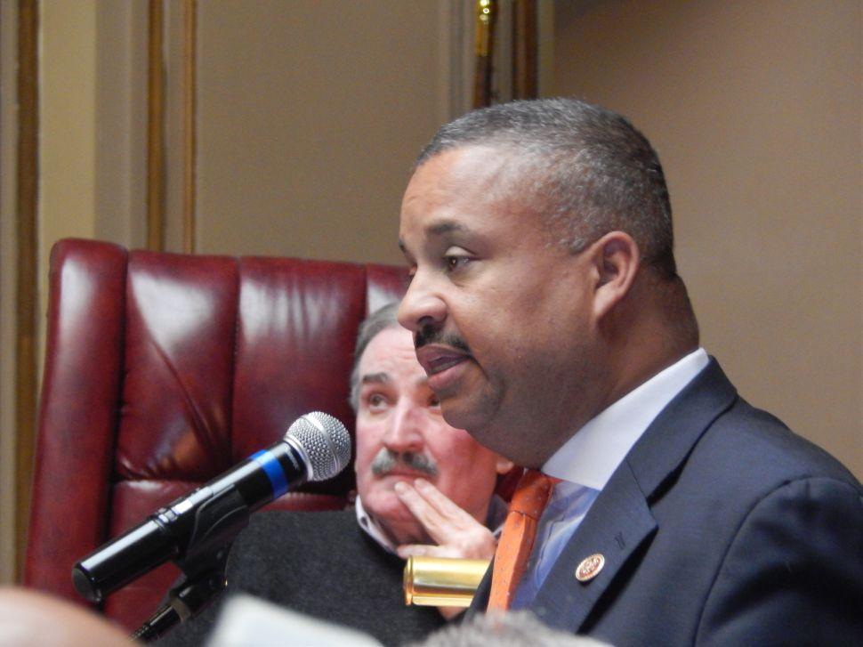 U.S. Rep. Payne Jr. ponders backing Jeffries in Newark mayoral race, sources say