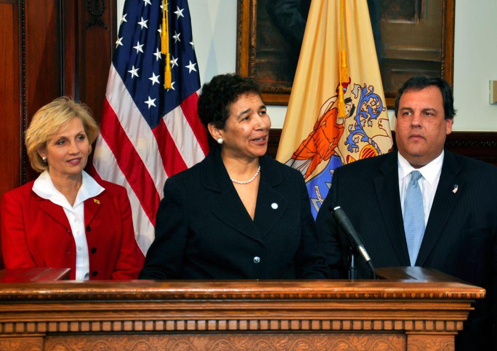 Port Authority mishandles job swap hindering Christie cabinet swap