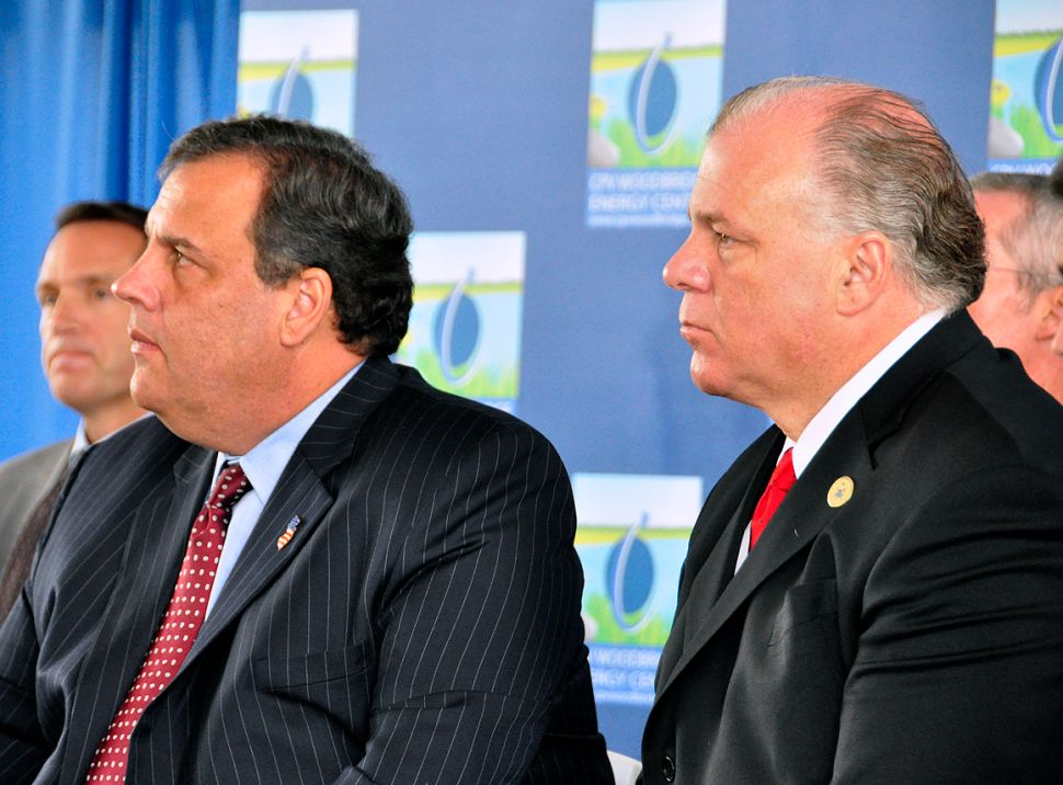 Christie says he won't support Dream Act in current form, Sweeney accuses him of reneging