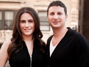 Lia Batkin and Seth Kaplan