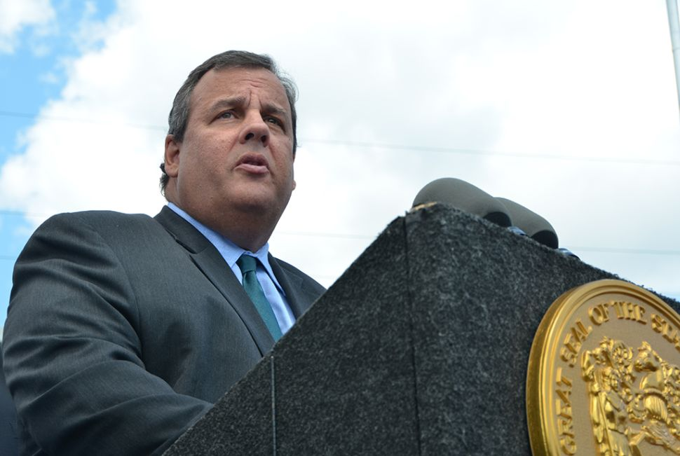 Report: Christie to file for matching funds