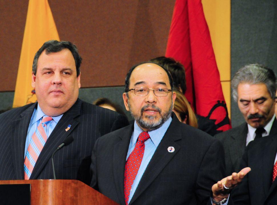 Latino Leadership Alliance endorses Christie