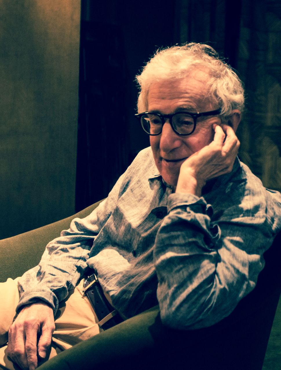 Woody Allen Gets a Museum (In Europe, of Course)