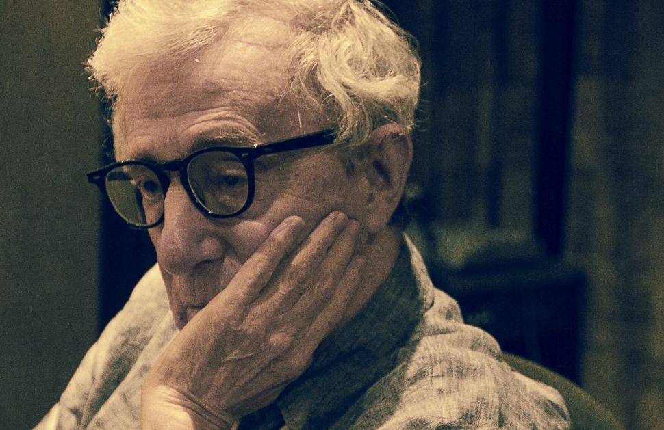 Woody Allen's Good and Bad Day in Cannes