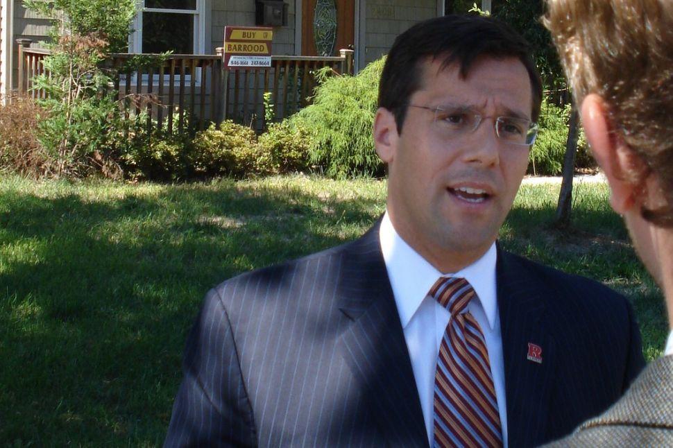 Potosnak attacks Lance on financial reform vote