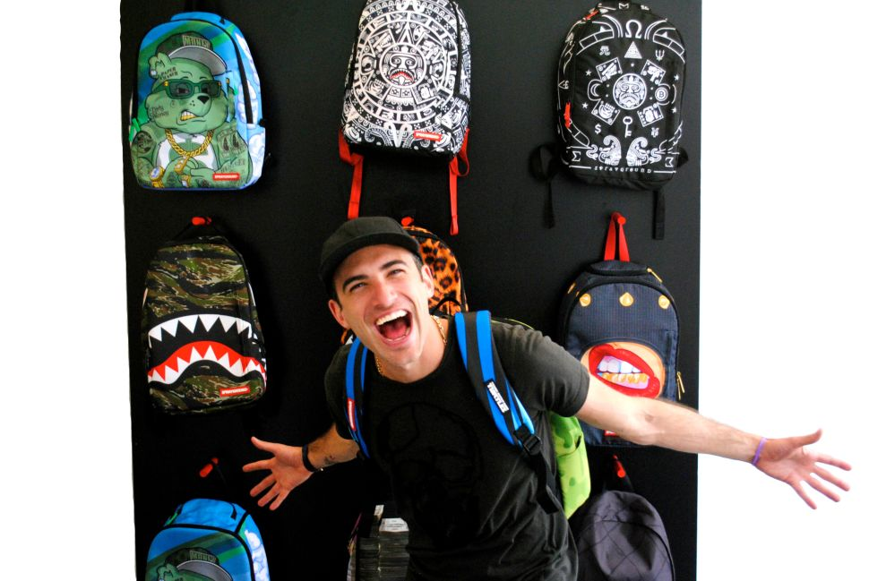 A Word With the Designer Behind NYC's Most Original Backpacks