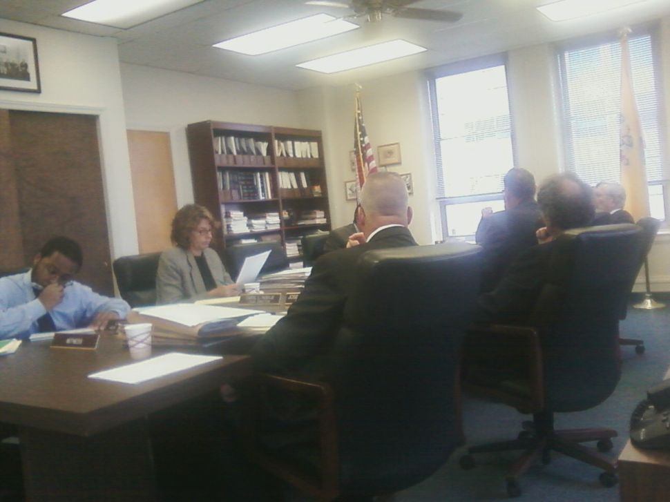ELEC: Over $36M raised in N.J. for campaign 2011