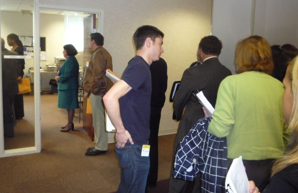 State Division of Elections busy on filing day