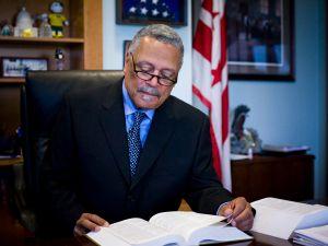 Judge Emmet G. Sullivan (Photo Credit DOMINIC BRACCO II)