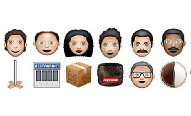 tvRoundup: 'Seinfeld' Emojis Are About to Be a Thing