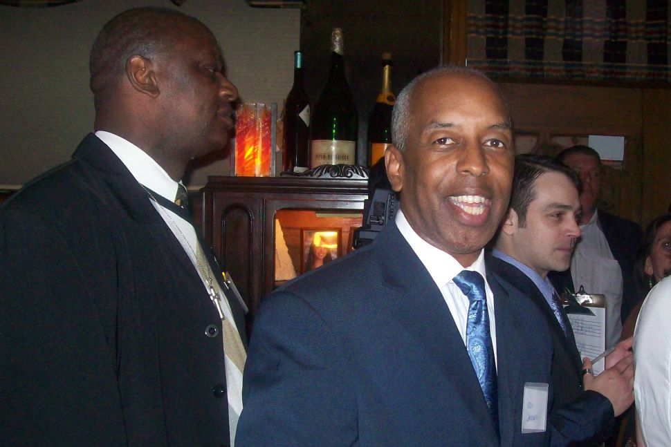 Six Trenton pastors endorse Jackson