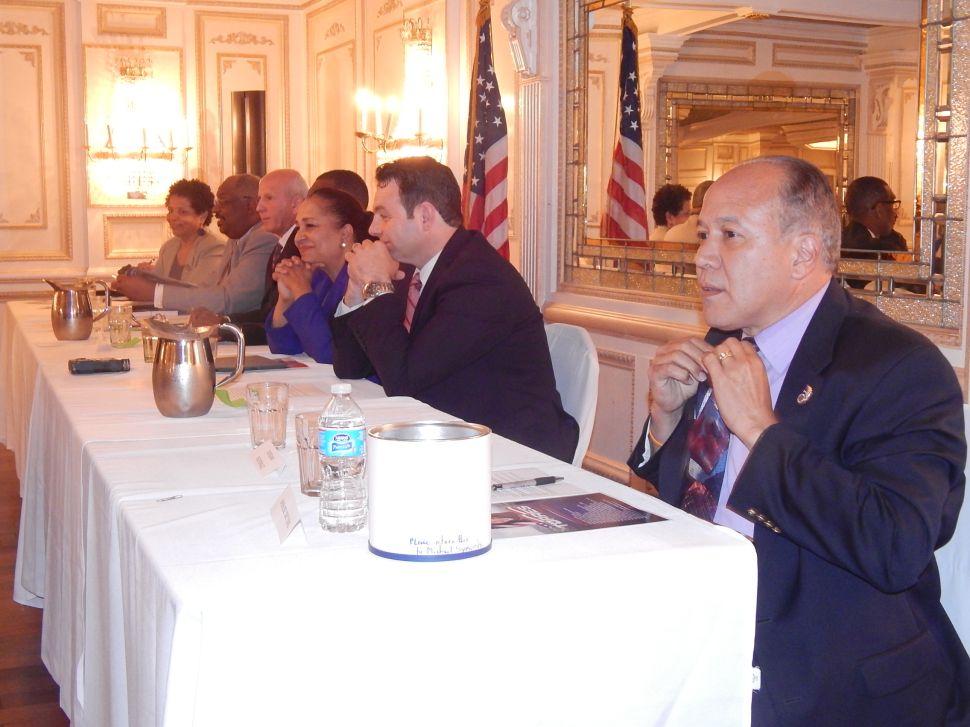 East Side Neighborhood Association hosts packed Paterson Mayor's Forum