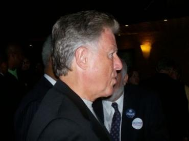 Byrne on Buono: We could've put up a better candidate