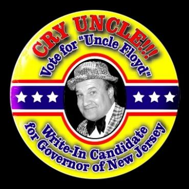 Uncle Floyd won't run for governor this year, but he wants to see a good debate